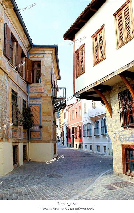 Traditional house in Xanthi city
