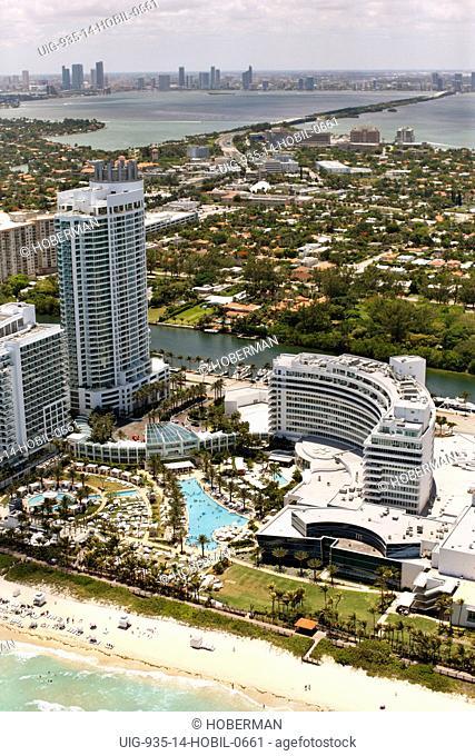 Fontainebleau Hotel, Miami Beach