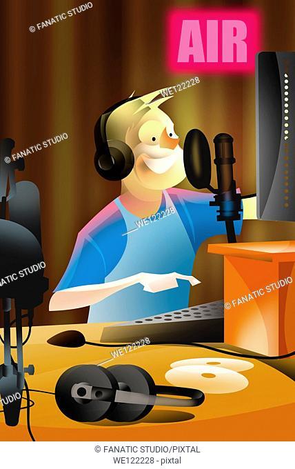 Radio jockey