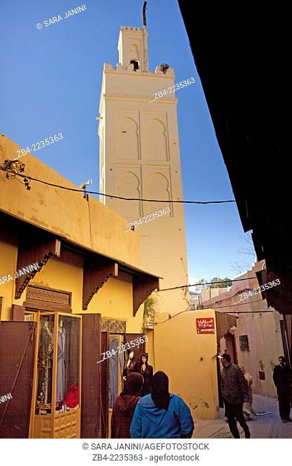 The Medina of Meknes, Morocco, North Africa