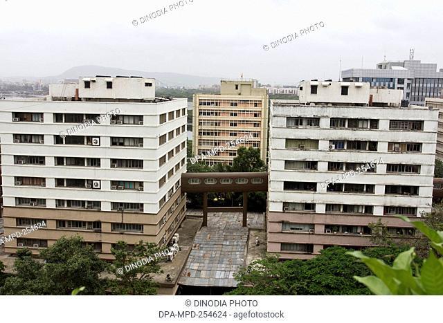 Building bandra kurla complex, mumbai, maharashtra, india, asia