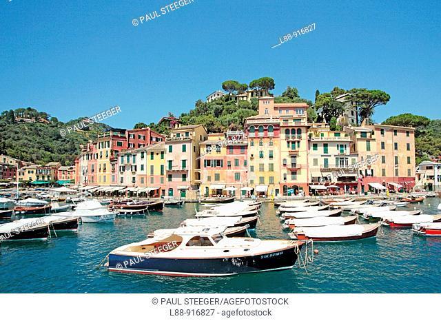 Portofino, Liguria, Ilaly, Italien