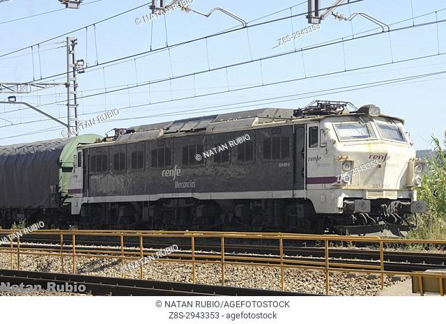 Good Train, Castellbisbal, Barcelona, Spain