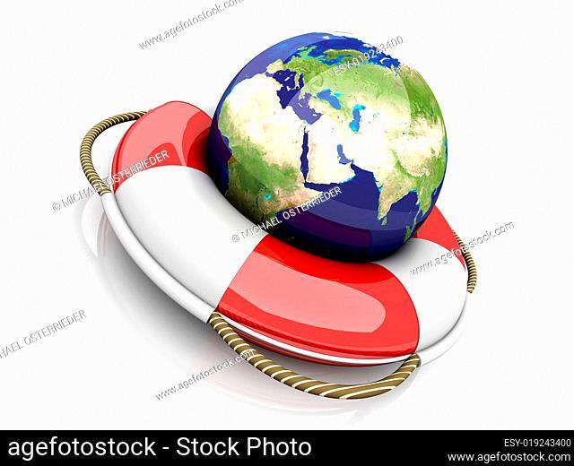 Worlds Life Belt