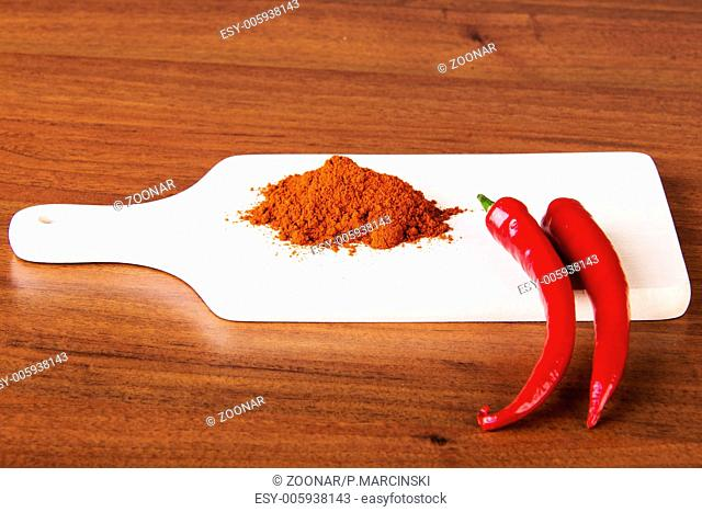 Red hot chilie pepper