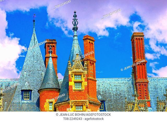 france,28 : maintenon castle