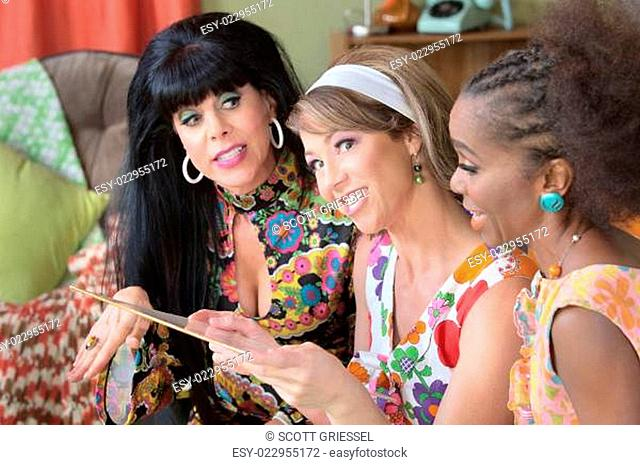 Ladies Admiring LP Record