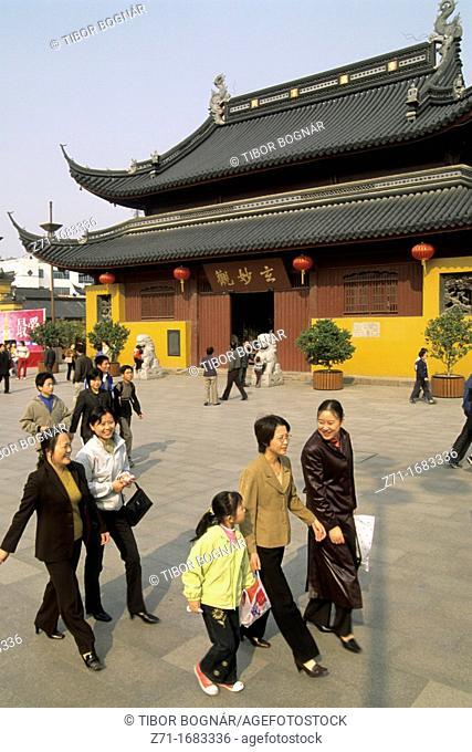China Jiangsu province Suzhou Temple of Mystery