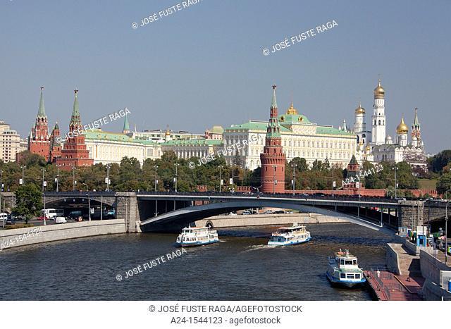 Rusia , Moscow City, The Kremlin