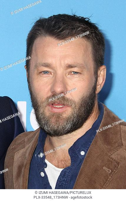 "Joel Edgerton 03/06/2018 The World Premiere of """"Gringo"""" held at L.A. Live Regal Cinemas in Los Angeles, CA Photo by Izumi Hasegawa / HNW / PictureLux"