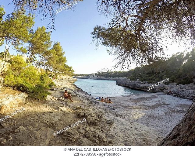 Mondrago Natural Park, Mallorca, Spain