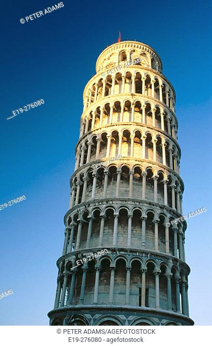 Leaning Tower. Pisa. Tuscany. Italy