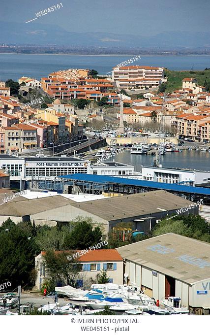 Port-Vendres. Languedoc-Roussillon. France