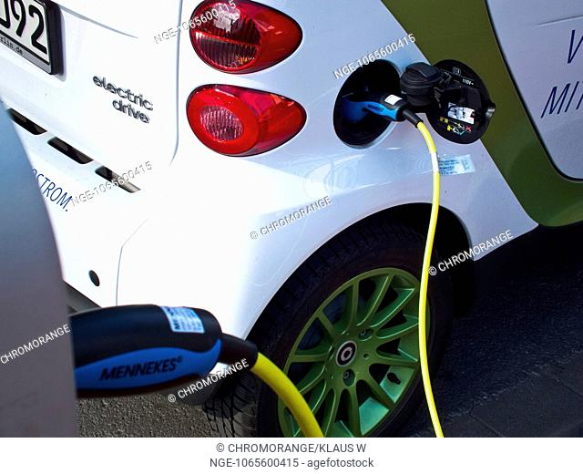 electric dar
