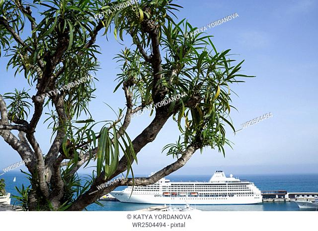 Boat, Monaco