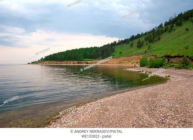 Bolshiye Koty (big Koty), Lake Baikal, Irkutsk region, Siberia, Russian Federation