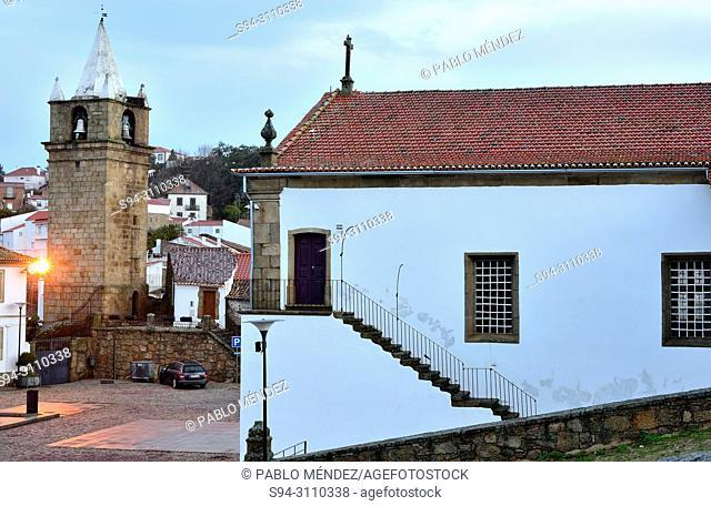 Church of Nossa Senhora da Conceiçao in Idanha-a-Nova, Castelo Branco, Portugal