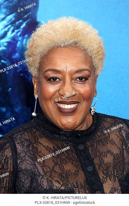 """CCH Pounder 05/18/2019 """"""""Godzilla: King of the Monsters"""""""" Premiere held at the TCL Chinese Theatre in Hollywood, CA. Photo by K"""