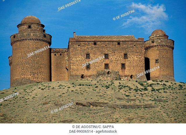 La Calahorra Castle, 1500-1512, Andalusia. Spain, 16th century