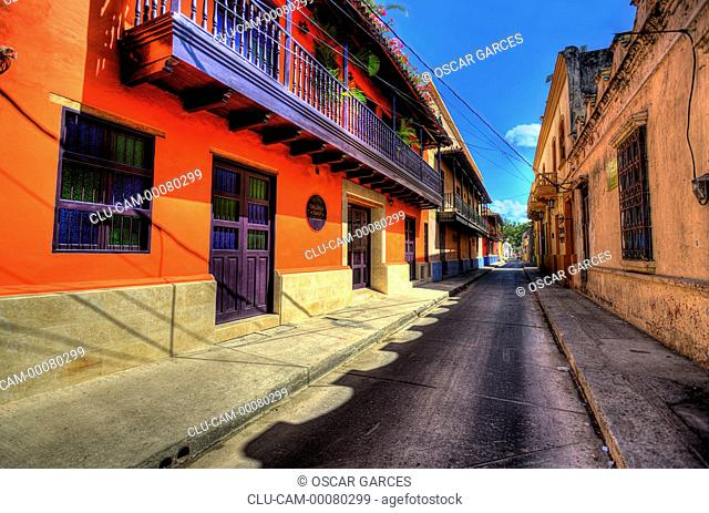 Traditional Architecture, Santa Marta, Magdalena, Colombia