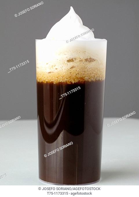 Capuccino coffee