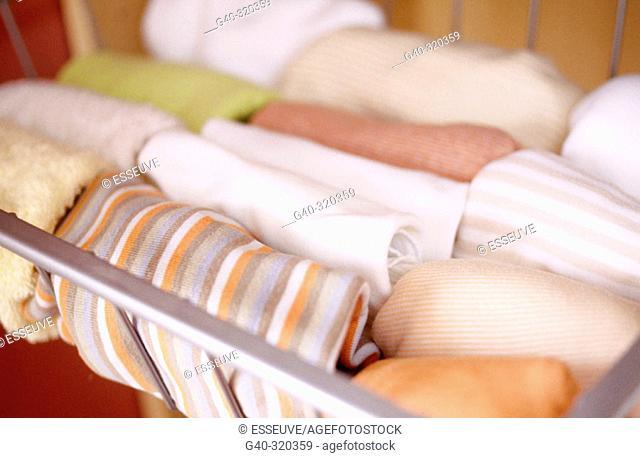 Baby's shirts