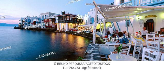 Mykonos Island. Cyclades. Greece
