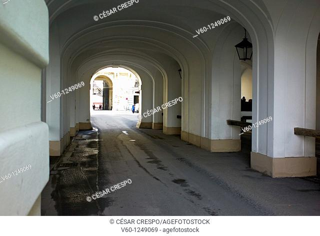 -Tunnel of Carriages- Wien (Austria)