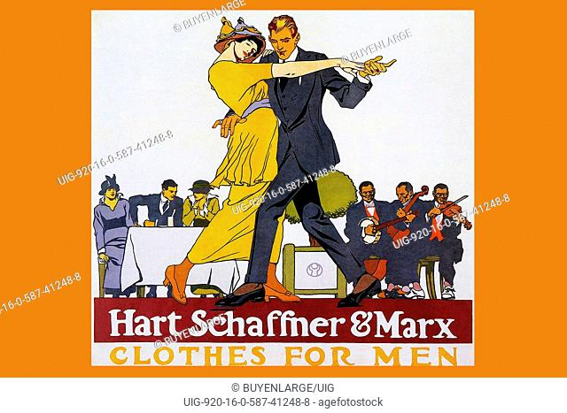 Hart Schaffner & Marx Clothes for men