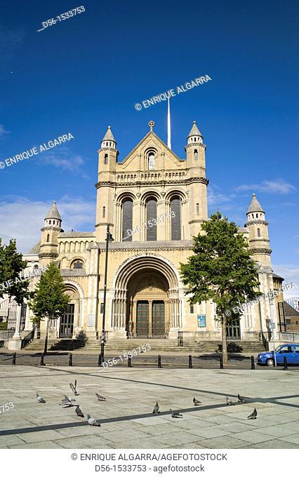 St Anne Cathedral, Belfast, Northern Ireland