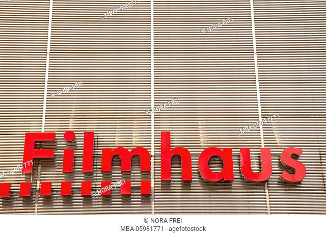 Filmhaus, facade, architecture, Berlin