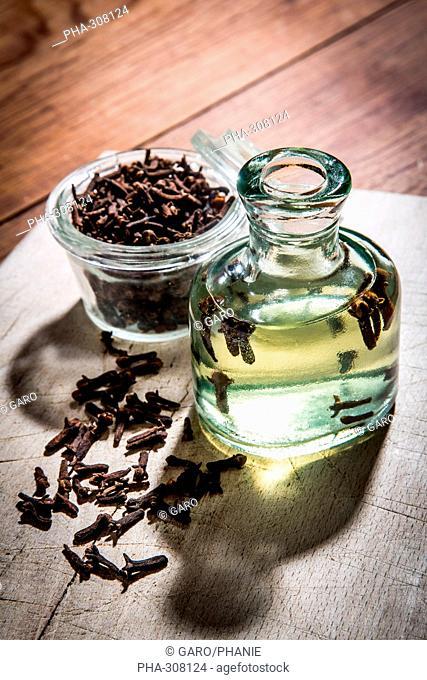 Herbal tea of cloves