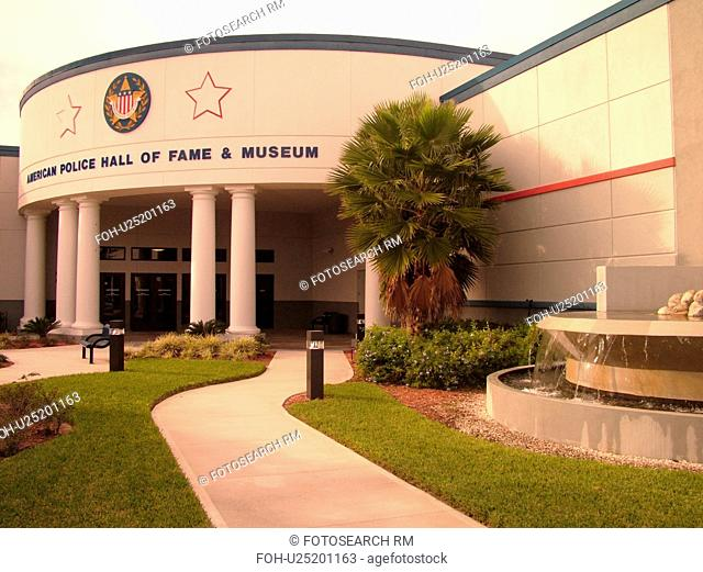 Titusville, Merritt Island, Cape Canaveral, FL, Florida, American Police Hall of Fame & Museum