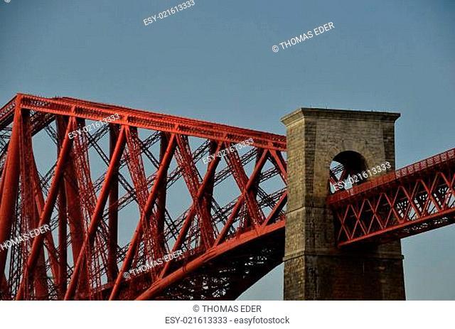forth bridge detail