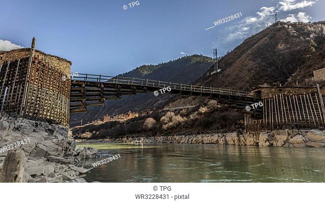 Bori Bridge in Spring;China