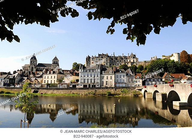 Saint-Aignan-sur-Cher, Loir-et-Cher, Centre, France
