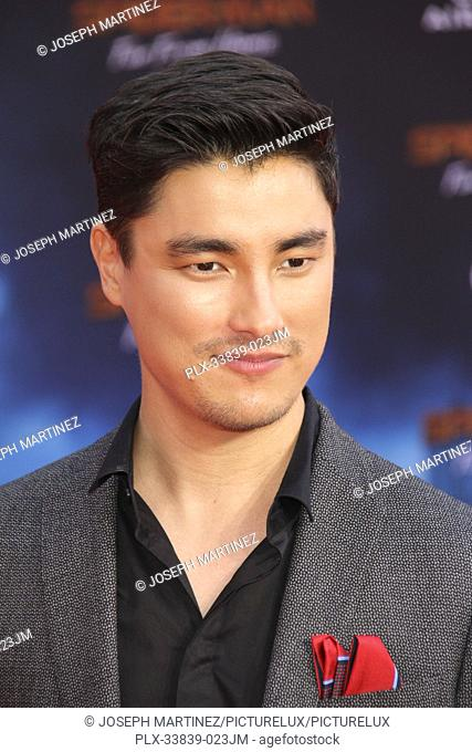 """Remy Hill at Columbia Pictures' and Marvel Studios' """"""""Spider-Man Far From Home"""""""" World Premiere held at the TCL Chinese Theatre in Hollywood, CA, June 26, 2019"""