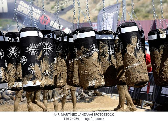 Spartan Race is a racing series and supporting evidence hospitalization and can compete with athletes from around the world