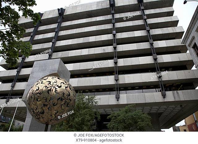 irish financial regulator headquarters the central bank irish financial services regulatory authority dame street dublin republic of ireland