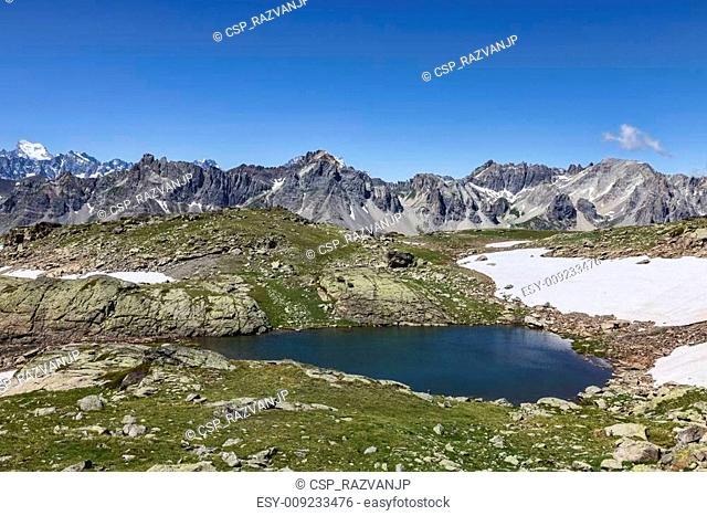 Gardioles Lake