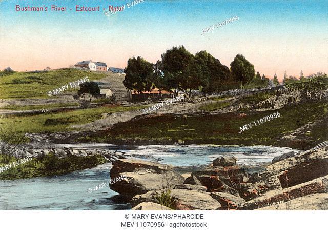 Bushmans River, Estcourt, Natal Province, South Africa
