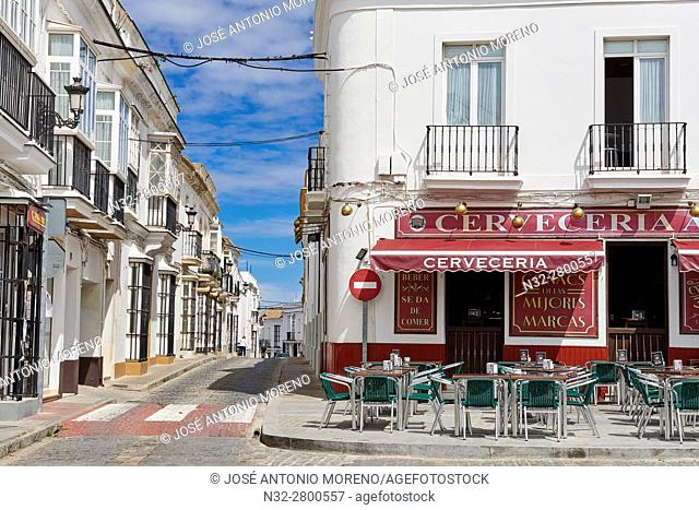 Medina Sidonia, Pueblos Blancos ('white towns') Route, Cadiz province, Andalusia, Spain