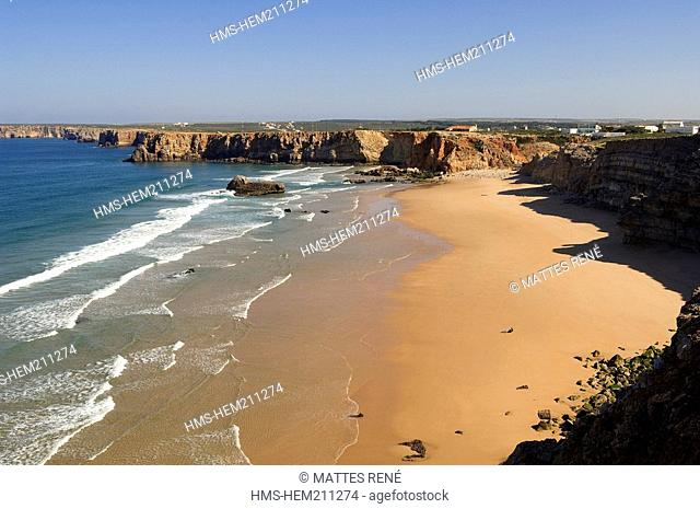 Portugal, Algarve Region, Cap Saint Vincent