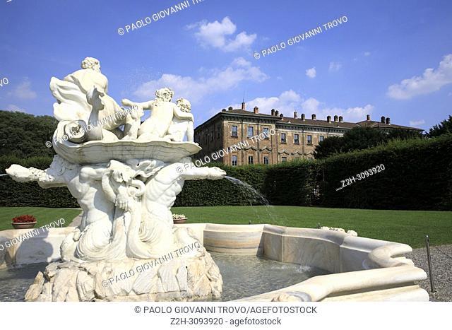 Villa Litta Borromeo Visconti park, Lainate, Milan, Lombardy, Italy