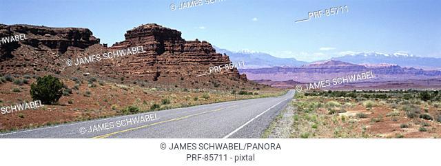 Desert Road UT