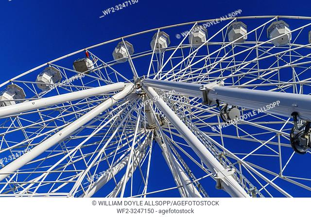 The big wheel in Leicester