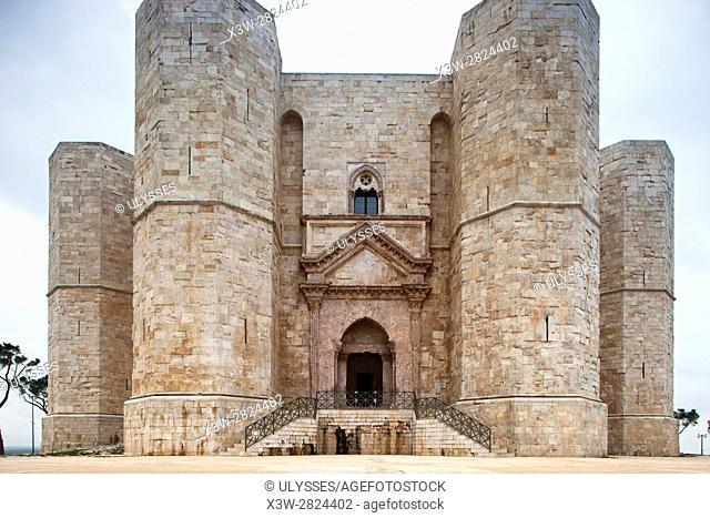 Castel del Monte, Puglia, Italy, Europe