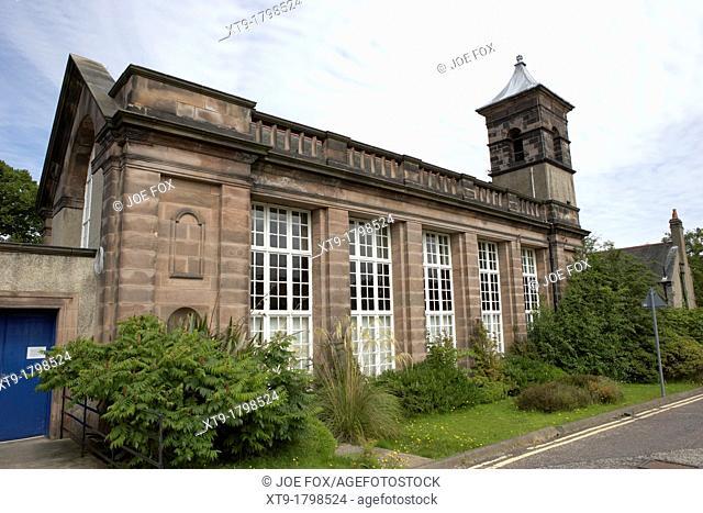 royal victoria hospital edinburgh, scotland, uk, united kingdom