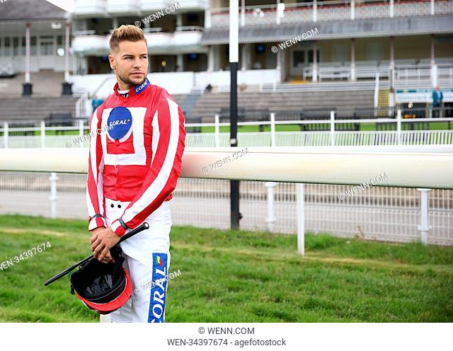 Love Island star Chris Hughes makes his debut as a jockey in a charity race at York today. Hughes, who is Coral's #LoveRacing ambassador has trained intensely...