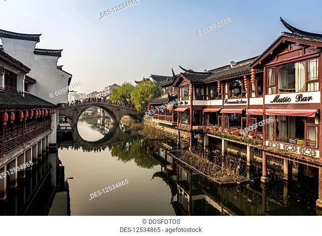 Qibao Old Town, Minhang District; Shanghai, China